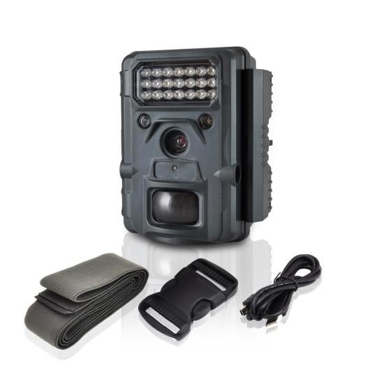 Waterproof Night Vision Wild Game Trail Scouting Camera with Invisible Flash, Video Recording & Picture Taking Ability