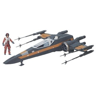Star Wars The Force Awakens Poe's X-Wing Fighter - multi