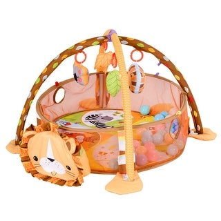 Link to 3 in 1 Cartoon Baby Infant Activity Gym Play Mat - Multi-Color Similar Items in Activity Gear