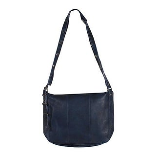 Latico Women's Renwick Shoulder Bag 5104 Navy Leather - US Women's One Size (Size None)