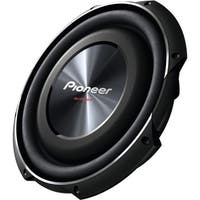 """Pioneer TSSW3002S4 Pioneer TS-SW3002S4 Woofer - 400 W RMS - 1500 W PMPO - 20 Hz to 125 Hz - 4 Ohm - 93 dB Sensitivity -"