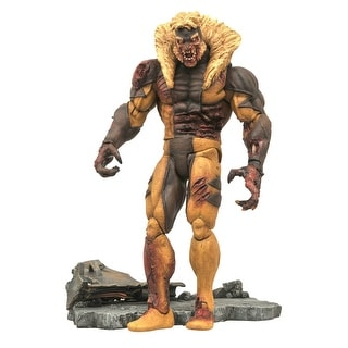 """Marvel Select 8"""" Action Figure Zombie Sabretooth"""