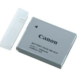 Canon 8724B001 Canon Rechargeable Li-ion Battery NB-6LH - 1060 mAh - Lithium Ion (Li-Ion) - 3.7 V DC