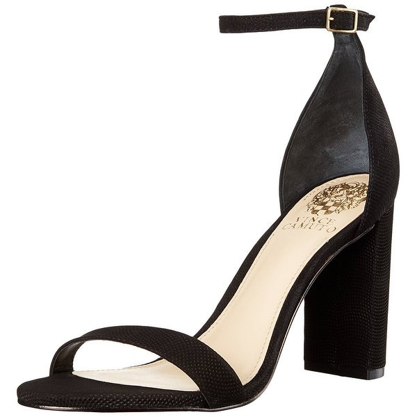 Vince Camuto Womens VC-MAIRANA Open Toe Casual Ankle Strap Sandals