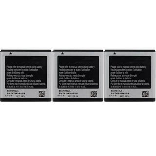 New Replacement Battery For SAMSUNG GALAXY NEXUS Mobile Phone  3 Pack