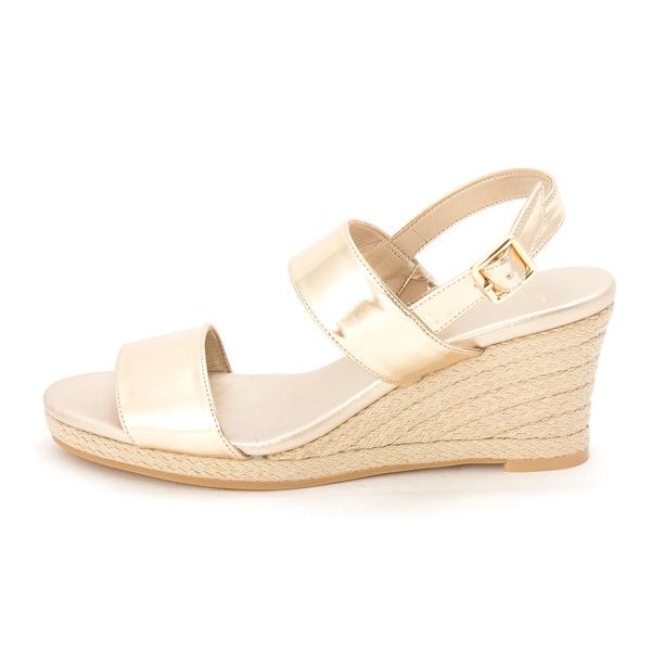 Cole Haan Womens 14A4177 Open Toe Casual Platform Sandals - 6
