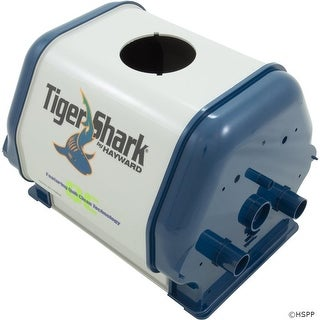 Main Case, Hayward TigerShark Quick Clean, Teal/Gray