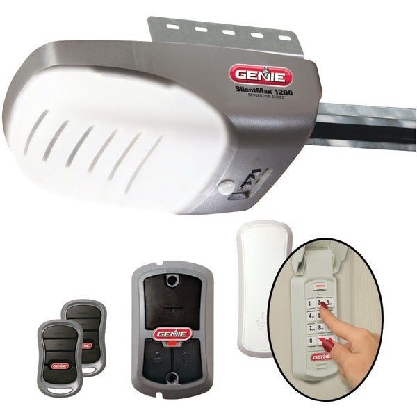 Genie 37281V Garage Door Opener With 3/4+ Hpc Dc Chain