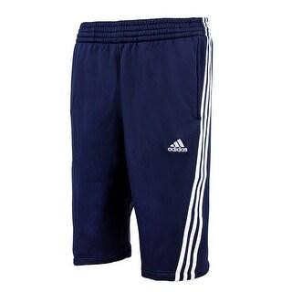 Adidas Men's Practice 1/2 Pants - Dark Navy