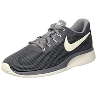 new style 5ad0d 4ba92 Nike Womens Tanjun Racer Low Top Lace Up Running Sneaker