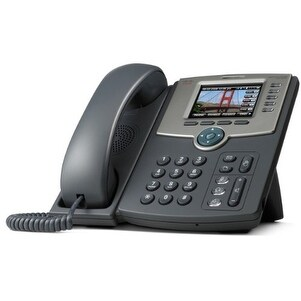 cisco SPA525G2 5-Line IP Phone with Color Dis