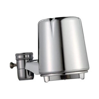 Culligan FM-25 Faucet Water Filter, Chrome