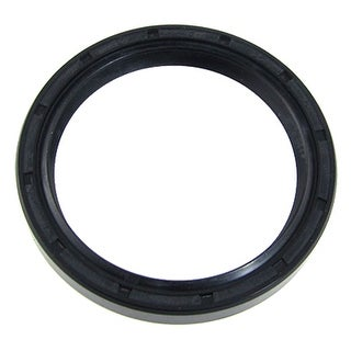 Unique BargainsSteel Spring Rubber Dual Lip Metric Axle Shaft Seal TC Oilseal 45x56x8mm