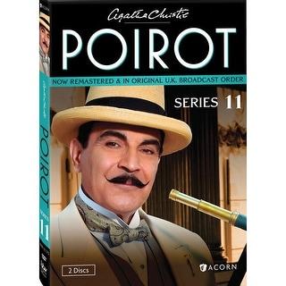 Agatha Christie's Poirot: Series 11 - Blu-Ray
