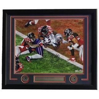 James White Signed Framed 16x20 Patriots Super Bowl 51 Touchdown Photo Fanatics