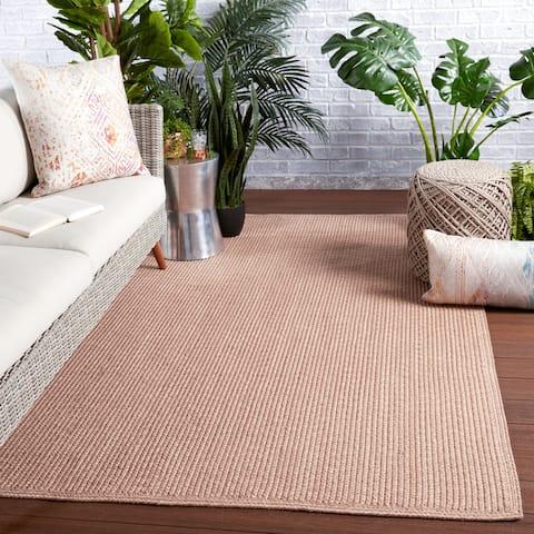 Dodd Indoor/ Outdoor Solid Area Rug