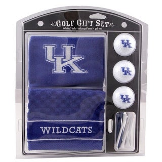 University of Kentucky Wildcats Embroidered Towel Gift Set