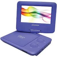 "Sylvania Sdvd7027 Purple 7"" Swivel-Screen Portable Dvd Players (Purple)"