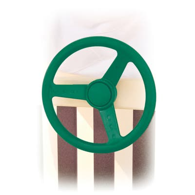 Steering Wheel Playset Toy - Green