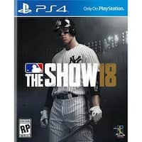MLB 18 The Show - Playstation 4