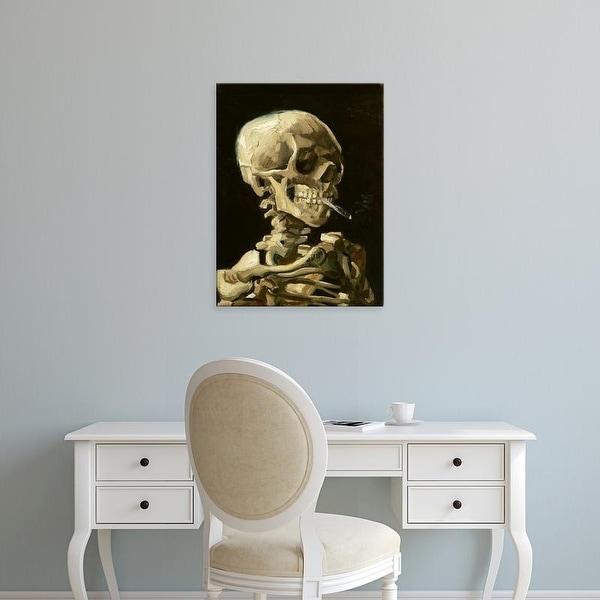 ART POSTER Skull Vincent Van Gogh