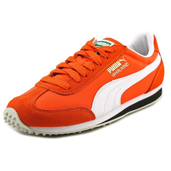 Puma Whirlwind Classic Round Toe Leather Sneakers