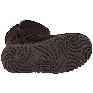 Aussie Merino Girls Jill Suede Booties