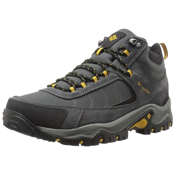 abf22f9dc4b2cf Shop Columbia Men's GRANITE RIDGE MID WATERPROOF WIDE Hiking Shoe ...