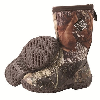 Muck Boot's  Kids Rover II Boot Mossy Oak Break Up - Size 13