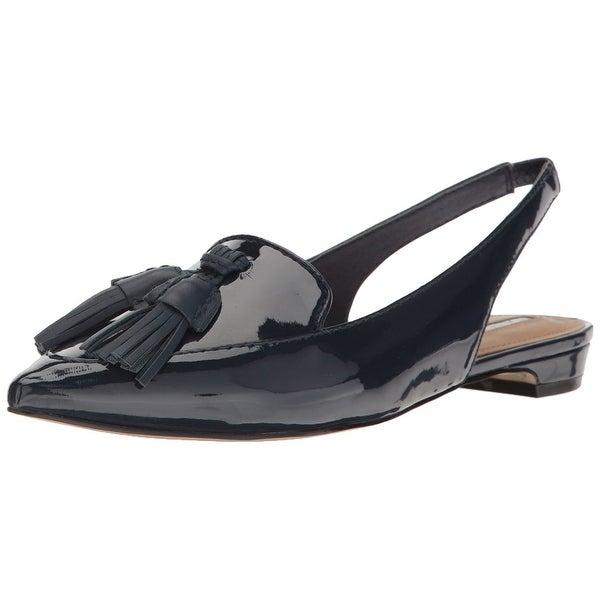 Tahari Womens Ta-Paulina Pointed Toe Casual Slingback Sandals