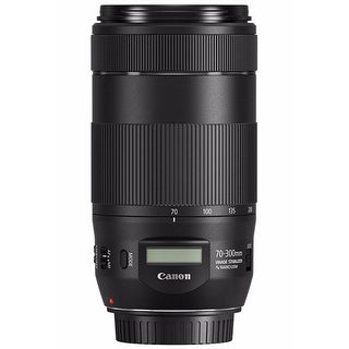 Canon EF 70-300mm f/4-5.6 IS II USM Telephoto Zoom Lens