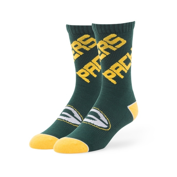 Green Bay Packers Helix Socks