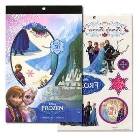 Disney's Temporary Tattoo Book Party Accessory (Frozen)
