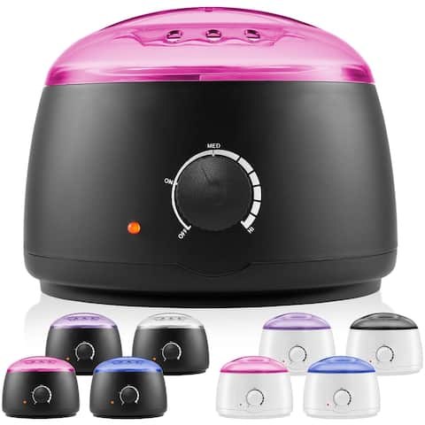Portable Electric Hot Wax Warmer Machine for Hair Removal