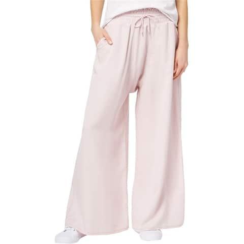 Free People Womens Mia Casual Wide Leg Pants