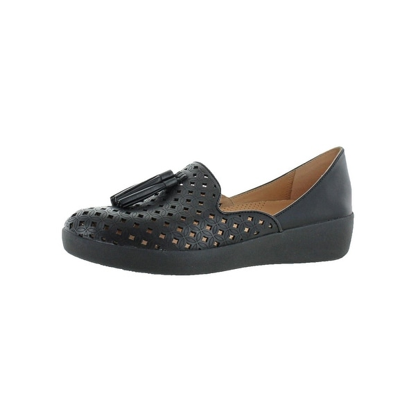b3697e5a6c42 Fitflop Womens Superskate D  x27 orsay Loafers D  x27 Orsay Leather Slip