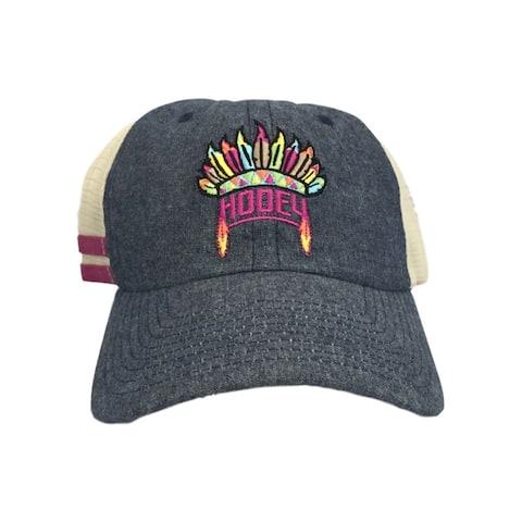 HOOey Hat Womens Baseball Cap Nana One Size Fits All