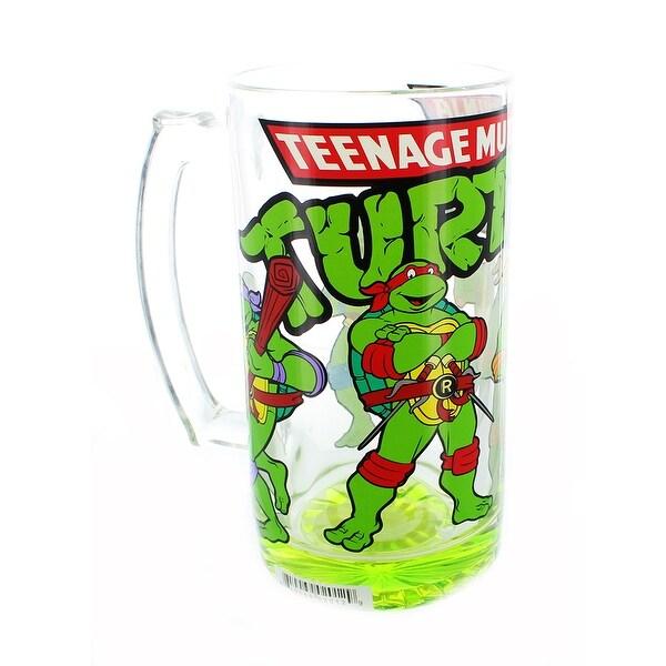 shop teenage mutant ninja turtles group oversize beer mug multi