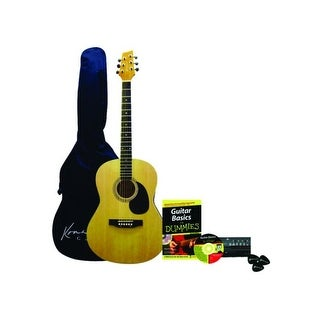 Kona Acoustic Guitar Starter Pack For DummiesAr