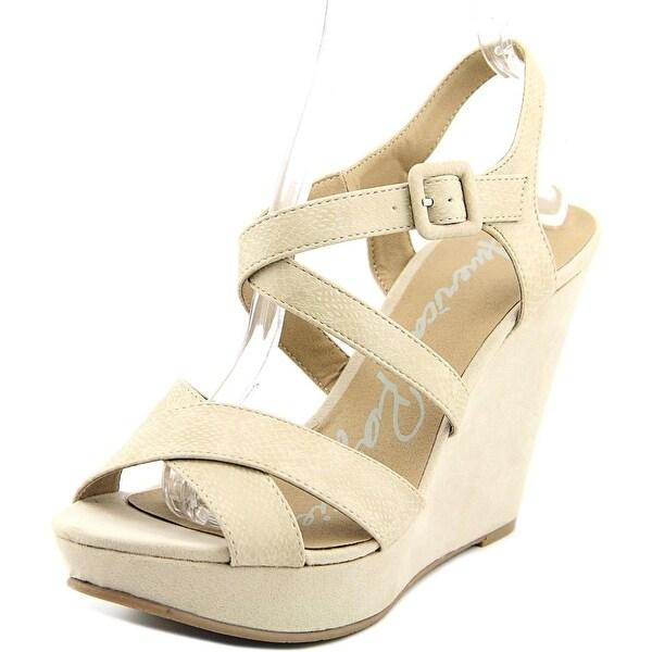 American Rag Rachey 2   Open Toe Synthetic  Wedge Sandal