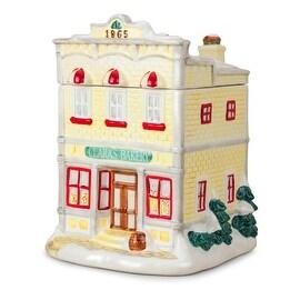 Liberty Falls Clara's Bakery Porcelain Cookie Jar