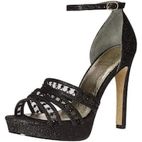 Adrianna Papell Women's Morgan Platform Dress Sandal