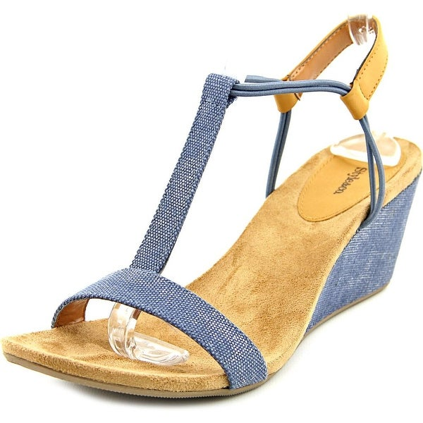 Style & Co Mulan Women Indigo Sandals
