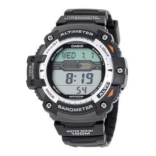 Casio Mens Twin Sensor Multi-Function Digital Sport Watch