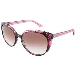 Ralph Lauren RA5161 11548H Pink Tortoise Cateye sunglasses