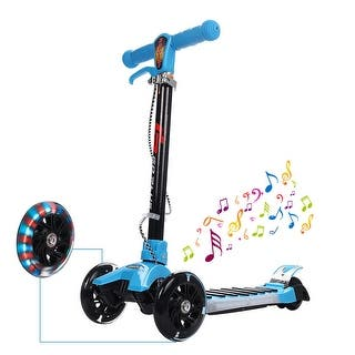 Goplus Folding Aluminum 3 LED Light Up Wheel Kids Kick Scooter Adjustable Height Music|https://ak1.ostkcdn.com/images/products/is/images/direct/5698d8bea1aef621c20a911a3ba45385fbf719ca/Goplus-Folding-Aluminum-3-LED-Light-Up-Wheel-Kids-Kick-Scooter-Adjustable-Height-Music.jpg?impolicy=medium
