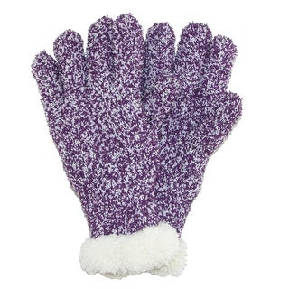 ClimaZer0 Soft Winter Gloves with Sherpa Lining