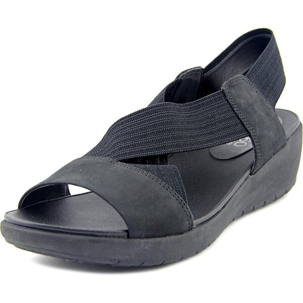 323b844a368 Easy Spirit e360 Wiley Women Open-Toe Canvas Slingback Sandal - Free  Shipping On Orders Over  45 - Overstock.com - 20316239
