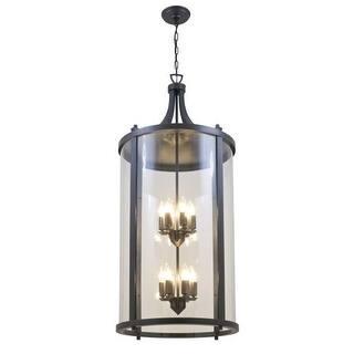 Dvi lighting outdoor lighting for less overstock dvi lighting dvp4477 niagara outdoor 12 light lantern pendant aloadofball Choice Image