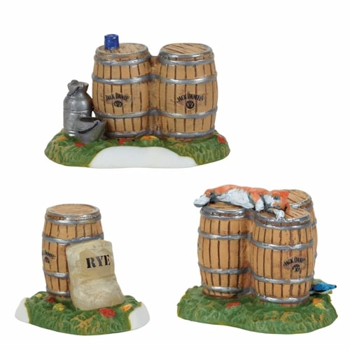 Jack Daniel's Barrels and Rye